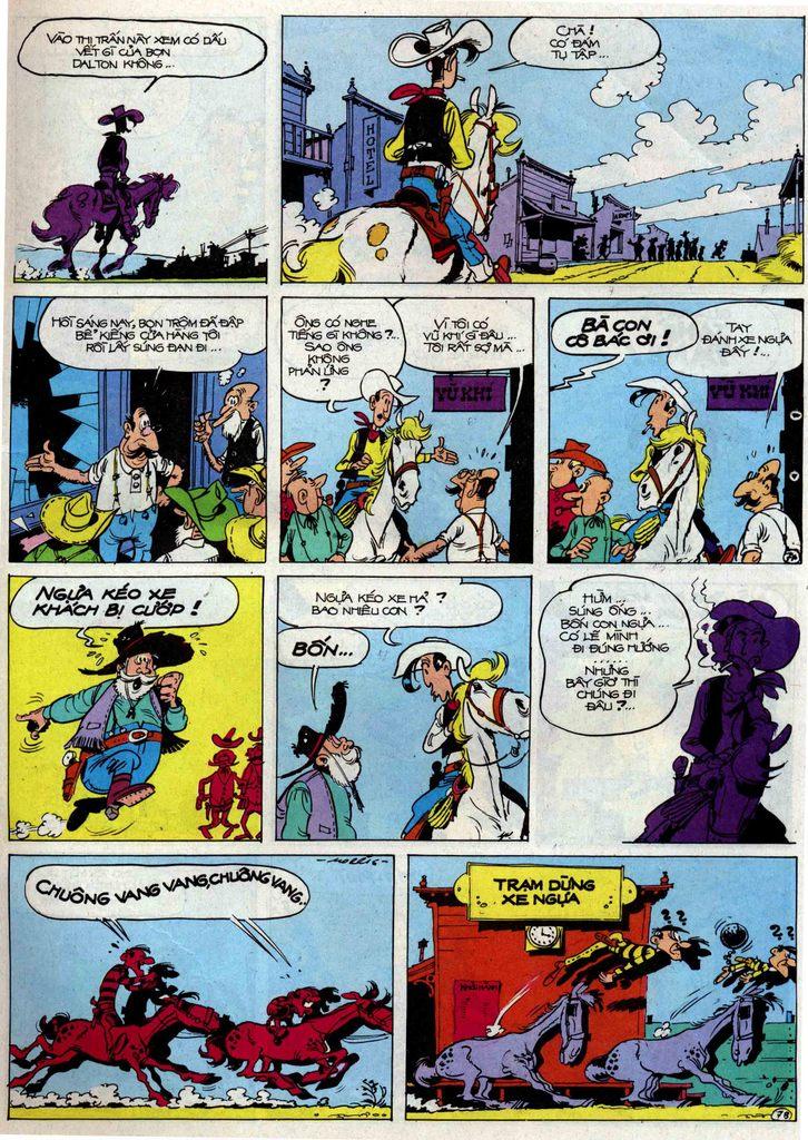 Lucky Luke tập 50 trang 7