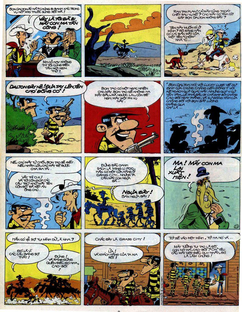 Lucky Luke tập 51 trang 6