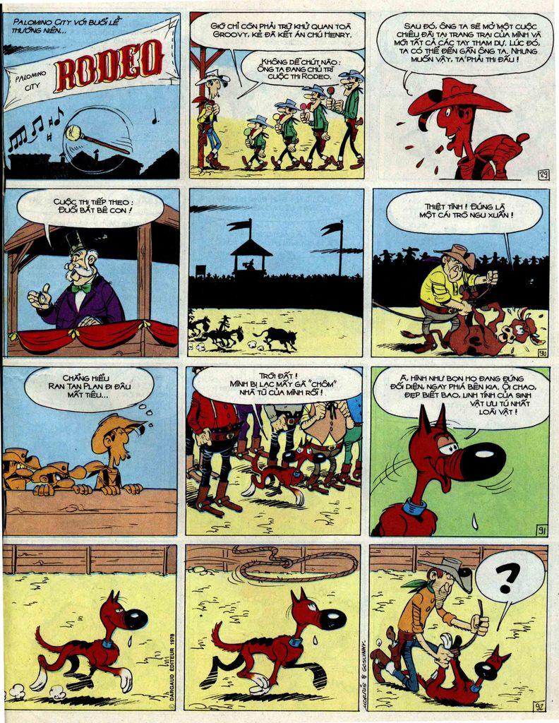 Lucky Luke tập 51 trang 23