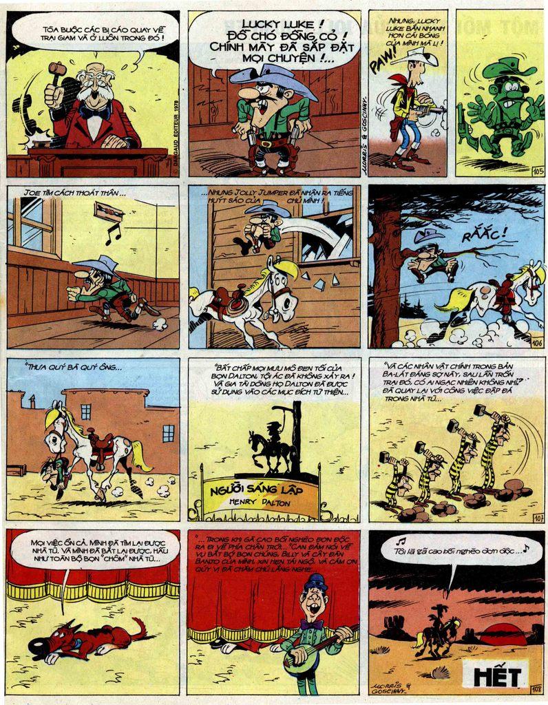 Lucky Luke tập 51 trang 27