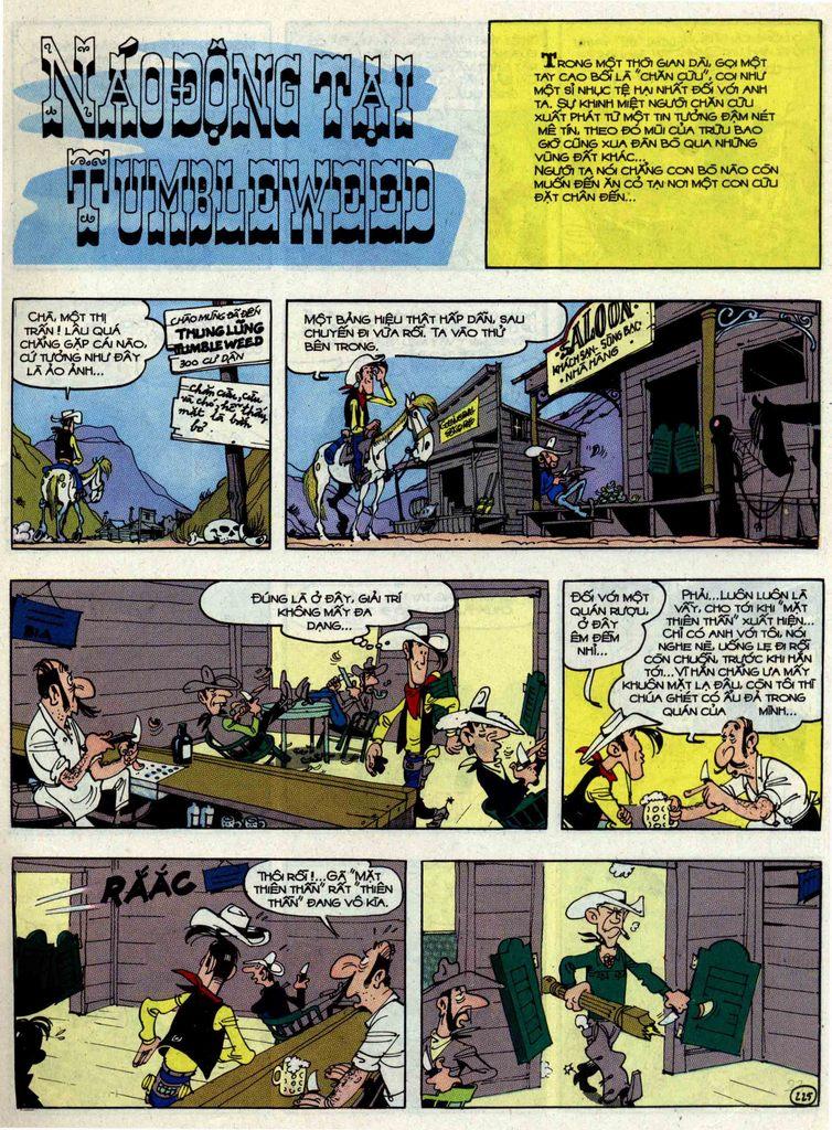 Lucky Luke tập 48 trang 21
