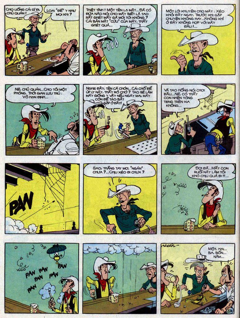 Lucky Luke tập 48 trang 22