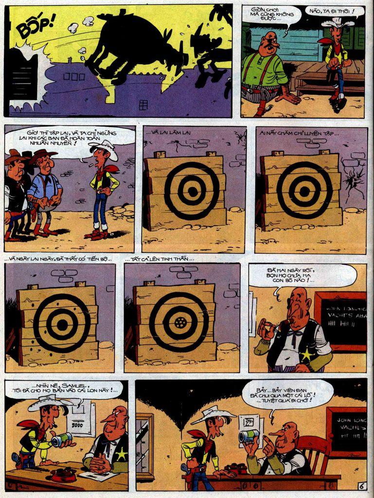 Lucky Luke tập 51 trang 44