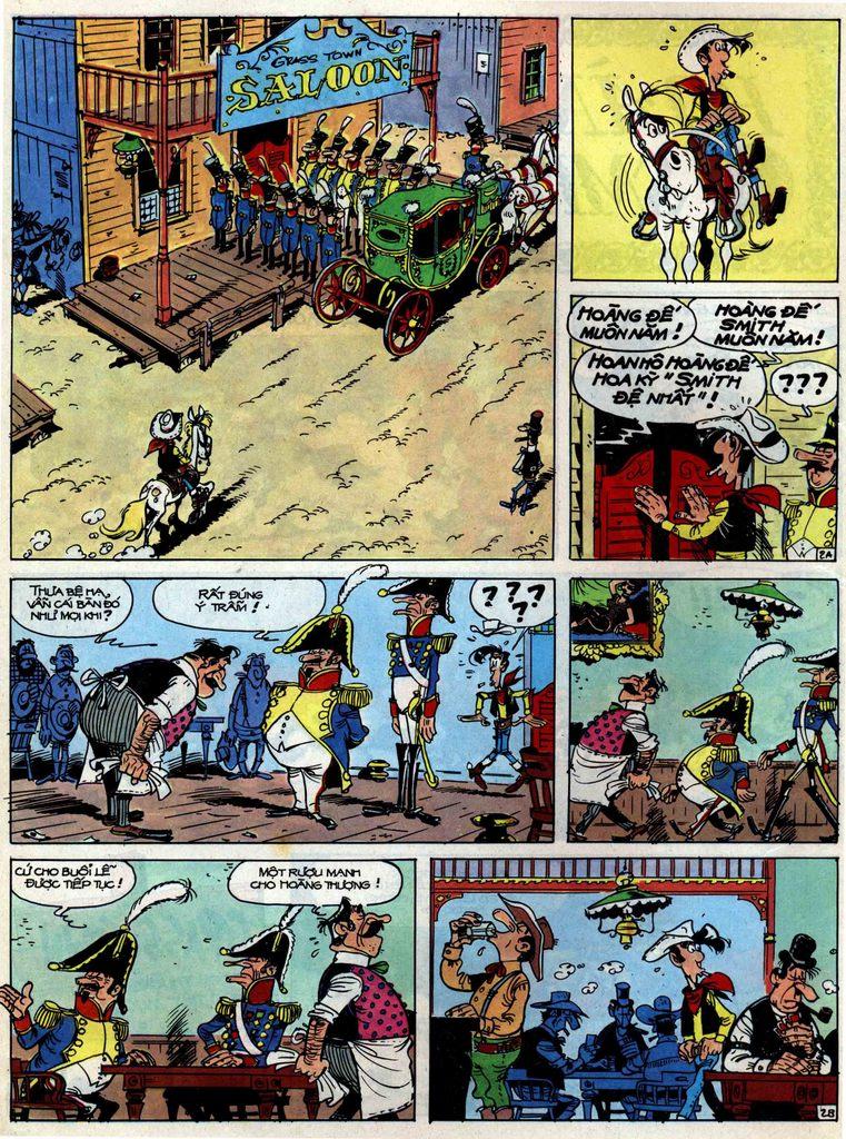 Lucky Luke tập 47 trang 2