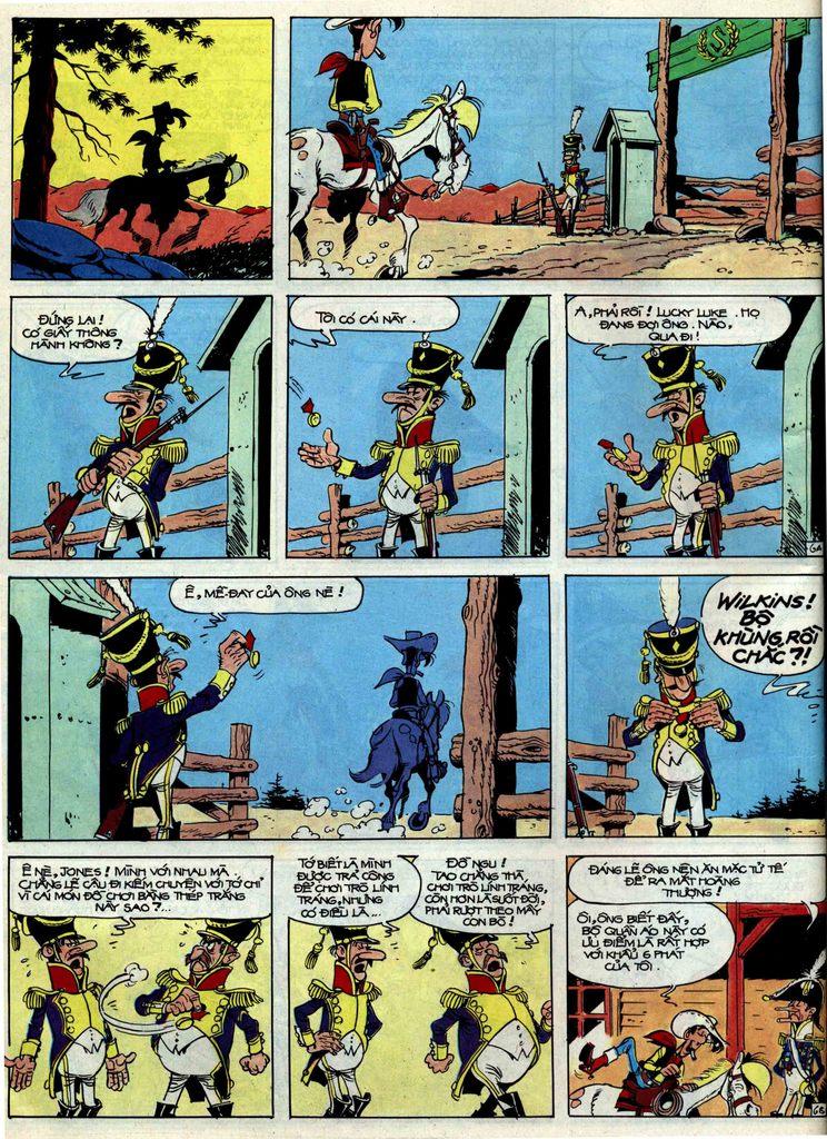 Lucky Luke tập 47 trang 6