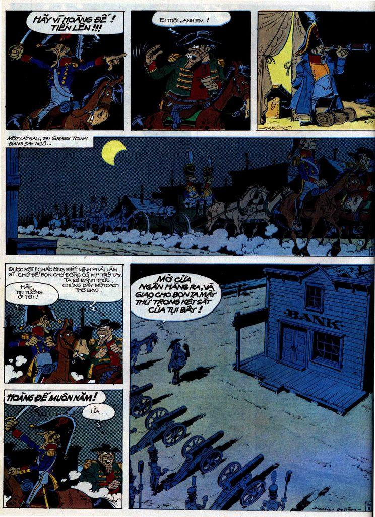 Lucky Luke tập 47 trang 20