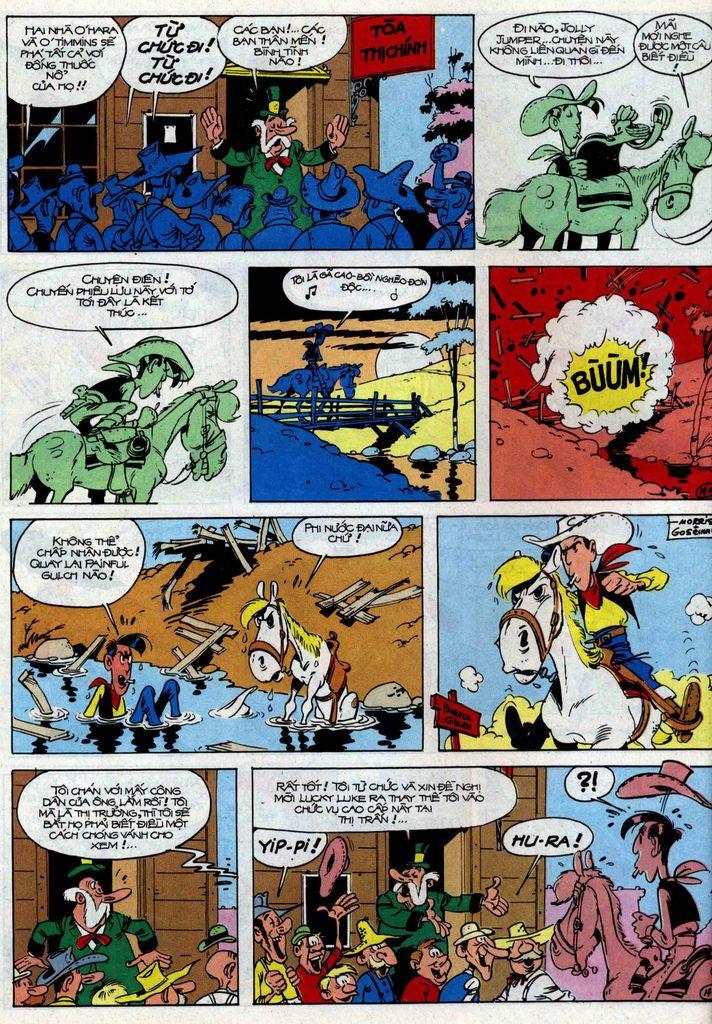 Lucky Luke tập 46 trang 14