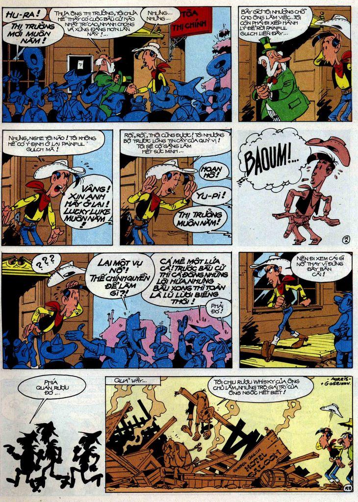 Lucky Luke tập 46 trang 15