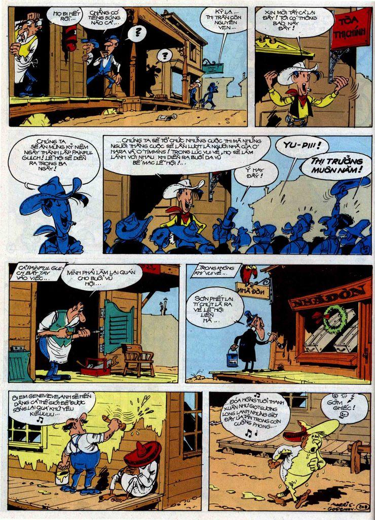 Lucky Luke tập 46 trang 20