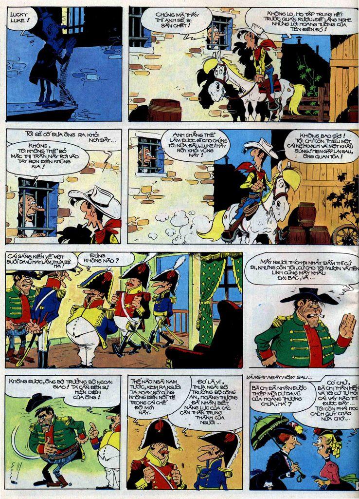 Lucky Luke tập 47 trang 32