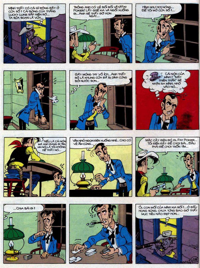 Lucky Luke tập 48 trang 34