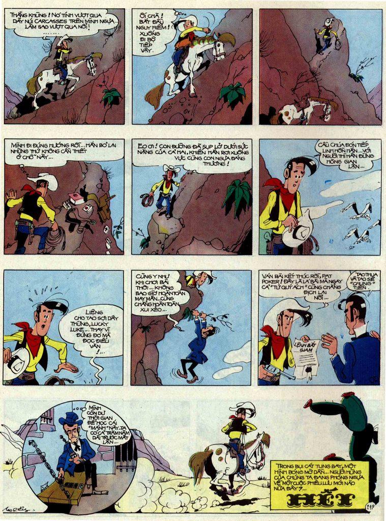 Lucky Luke tập 48 trang 44
