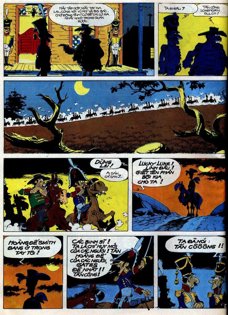 Lucky Luke tập 47 trang 40
