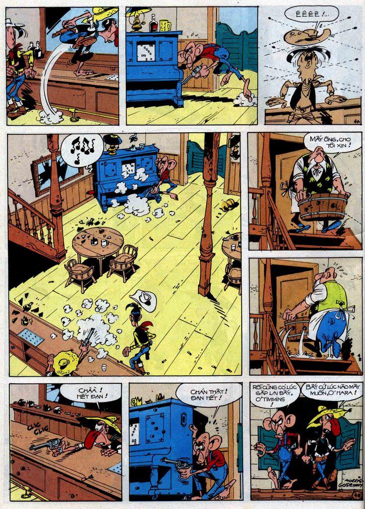 Lucky Luke tập 46 trang 4
