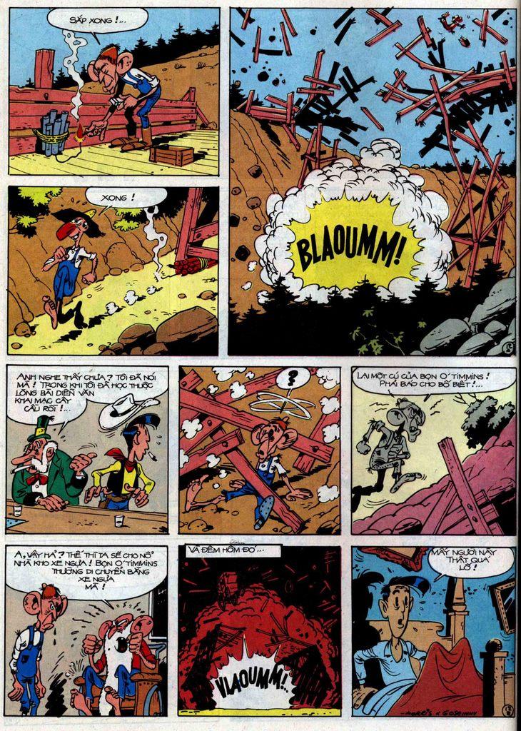 Lucky Luke tập 46 trang 12
