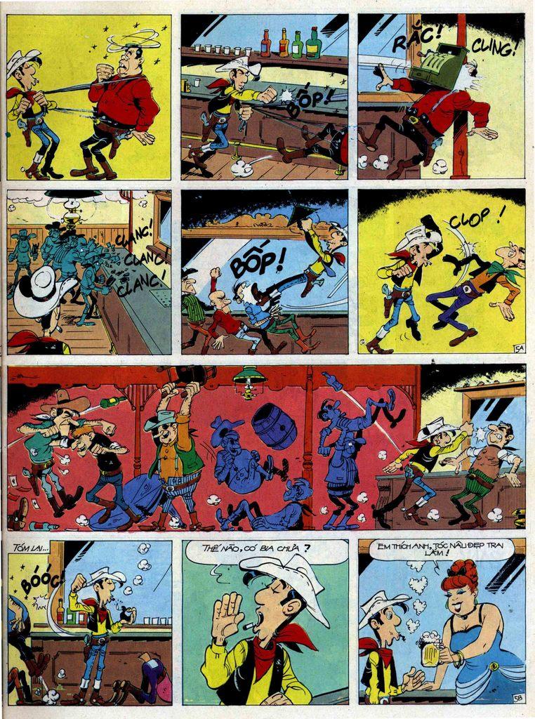 Lucky Luke tập 44 trang 5