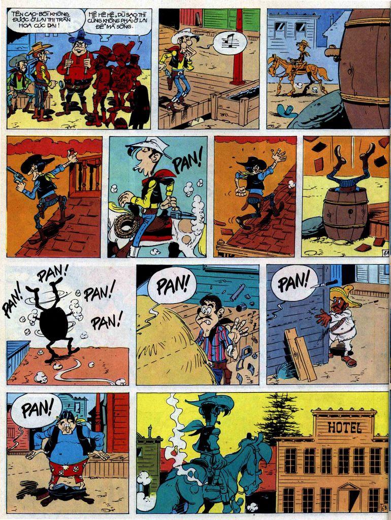 Lucky Luke tập 44 trang 6