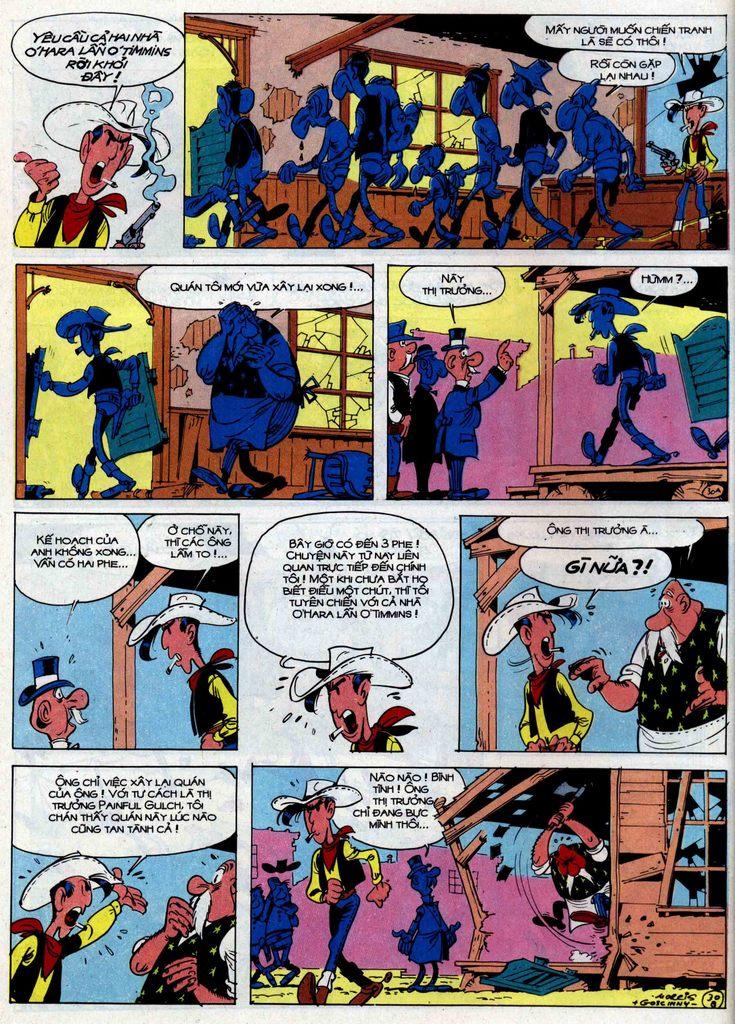 Lucky Luke tập 46 trang 30
