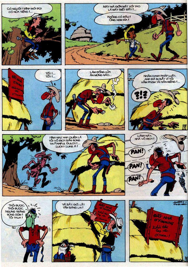 Lucky Luke tập 46 trang 32