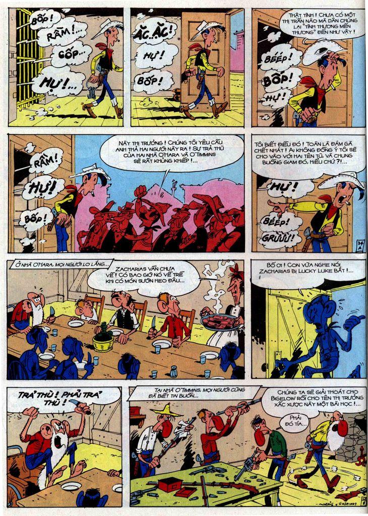 Lucky Luke tập 46 trang 34