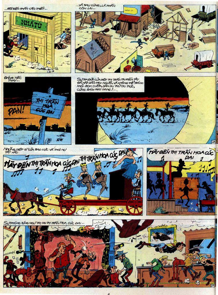 Lucky Luke tập 44 trang 2