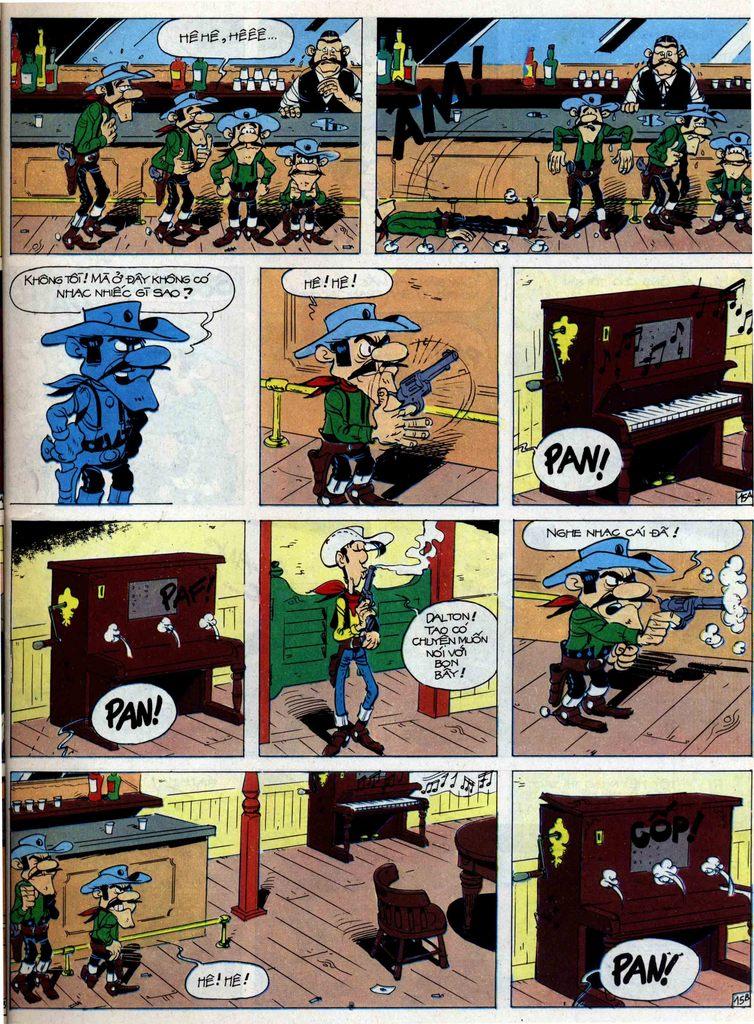 Lucky Luke tập 44 trang 15