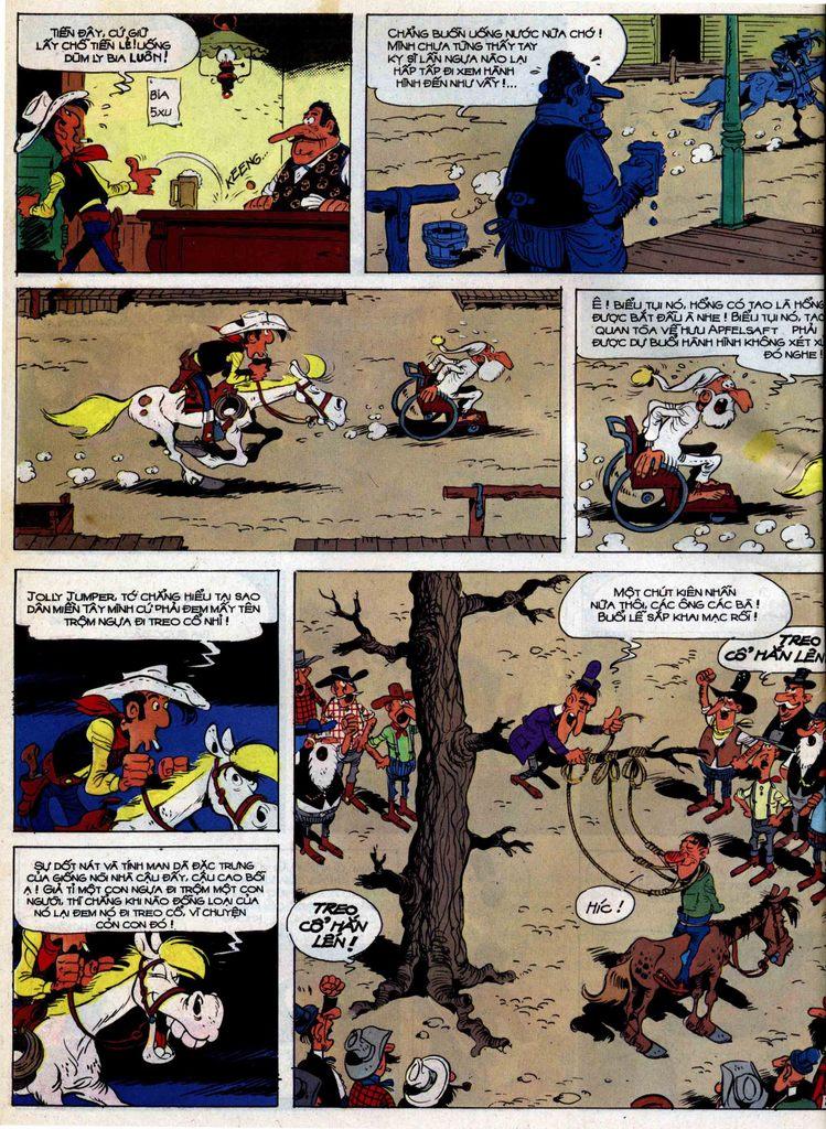 Lucky Luke tập 42 trang 2