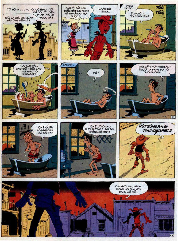 Lucky Luke tập 42 trang 31