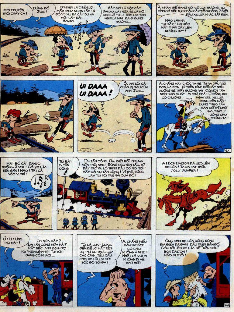 Lucky Luke tập 42 trang 11