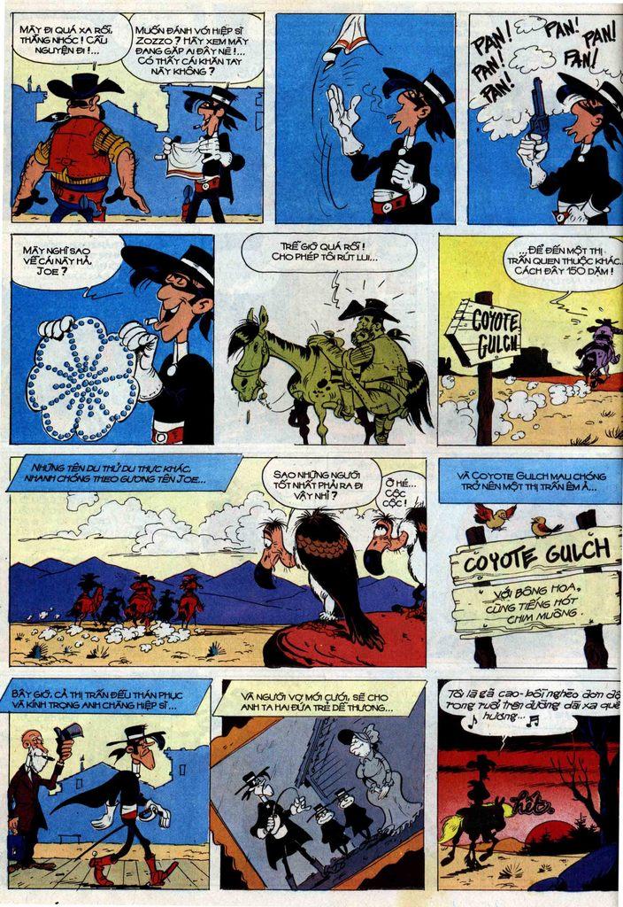 Lucky Luke tập 42 trang 20