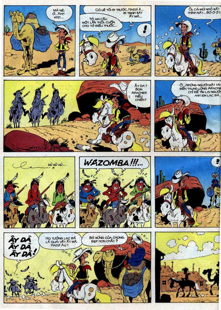 Lucky Luke tập 42 trang 24