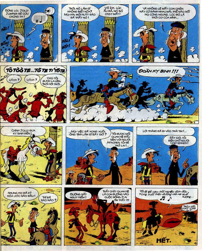 Lucky Luke tập 42 trang 37