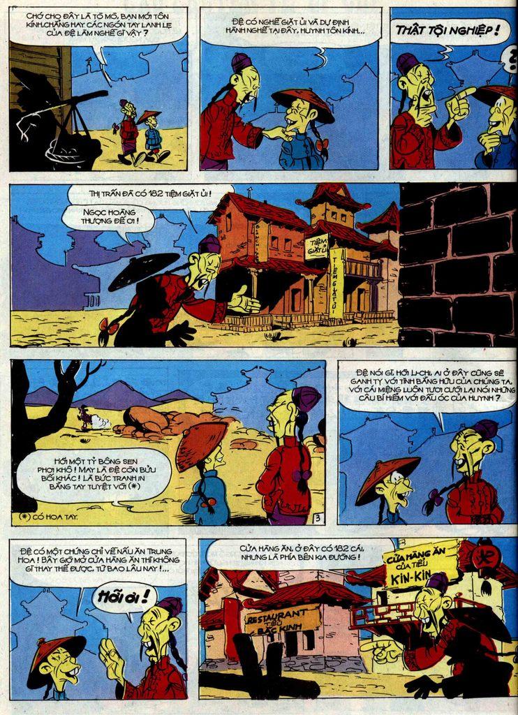 Lucky Luke tập 42 trang 40