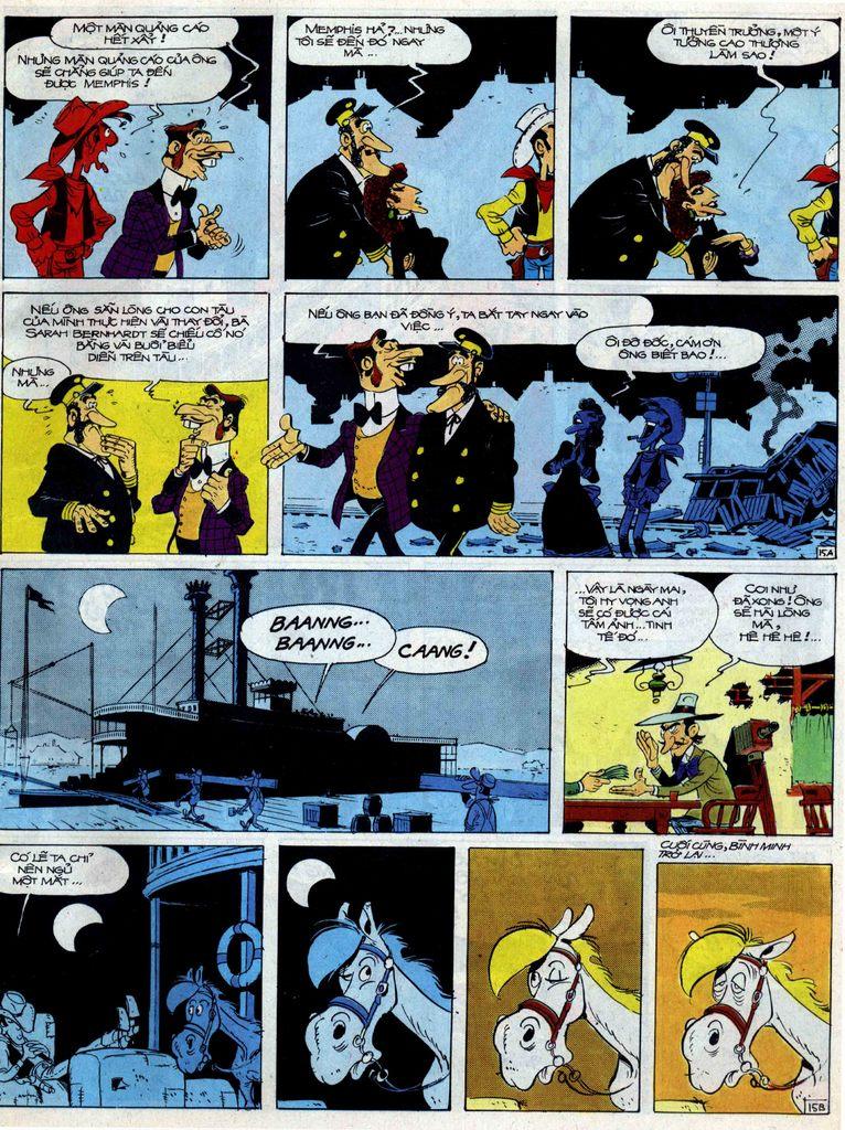 Lucky Luke tập 40 trang 15