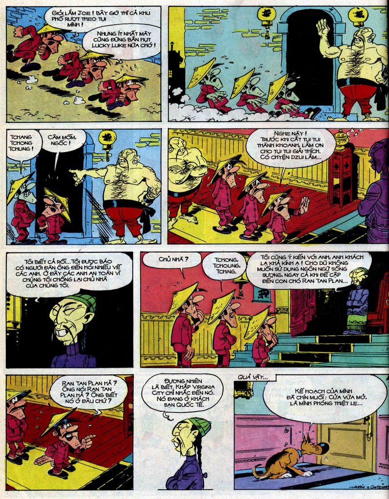 Lucky Luke tập 39 trang 22
