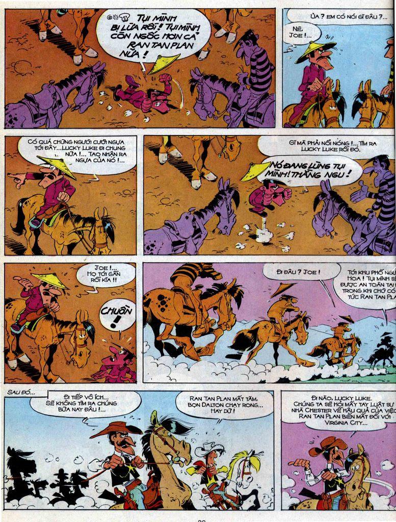 Lucky Luke tập 39 trang 30