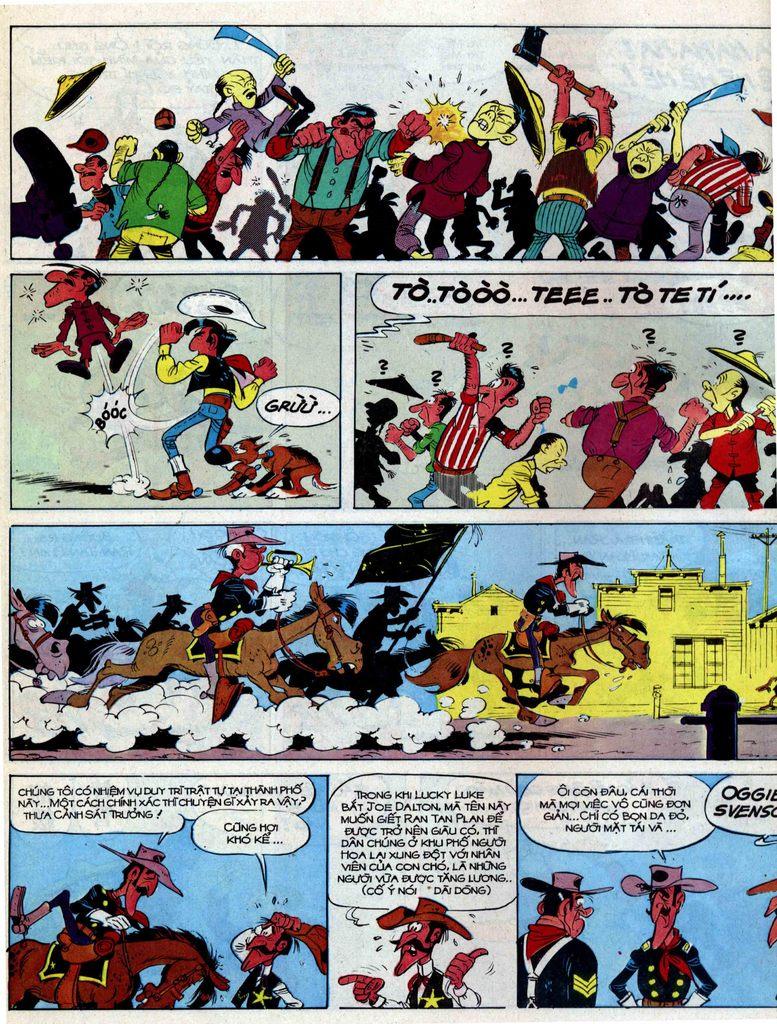Lucky Luke tập 39 trang 42