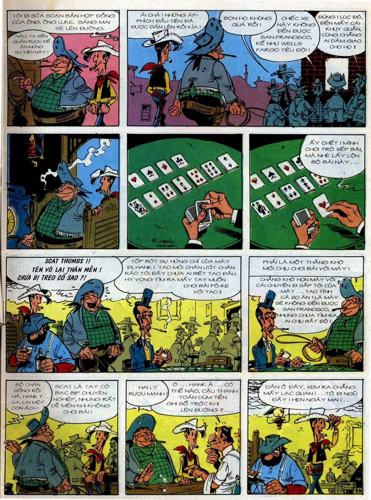 Lucky Luke tập 36 trang 3
