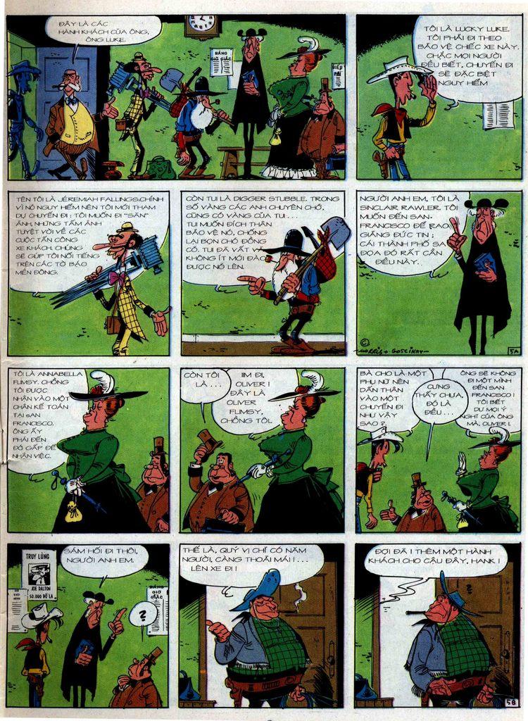Lucky Luke tập 36 trang 5
