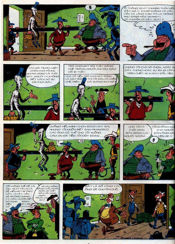 Lucky Luke tập 36 trang 6
