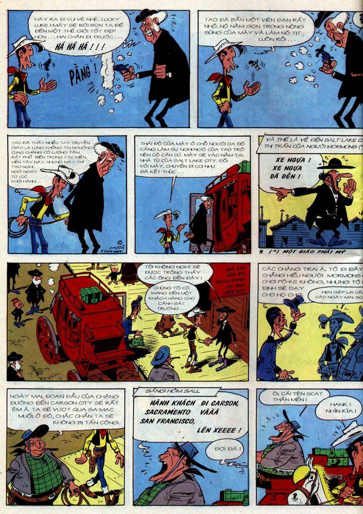 Lucky Luke tập 36 trang 36
