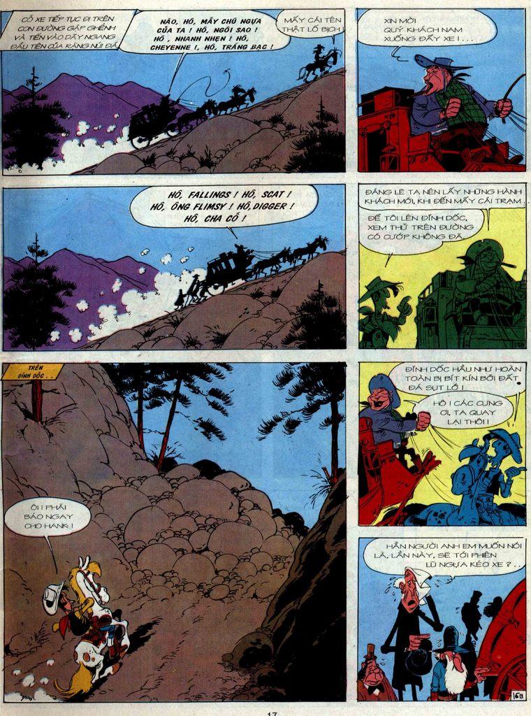 Lucky Luke tập 36 trang 15