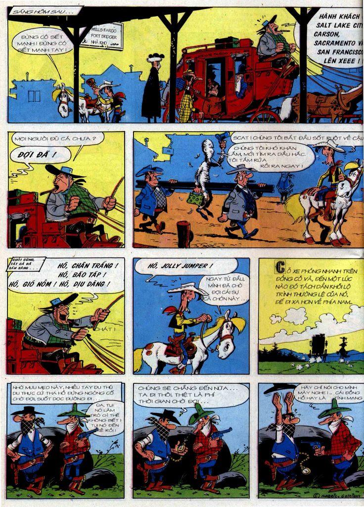 Lucky Luke tập 36 trang 30