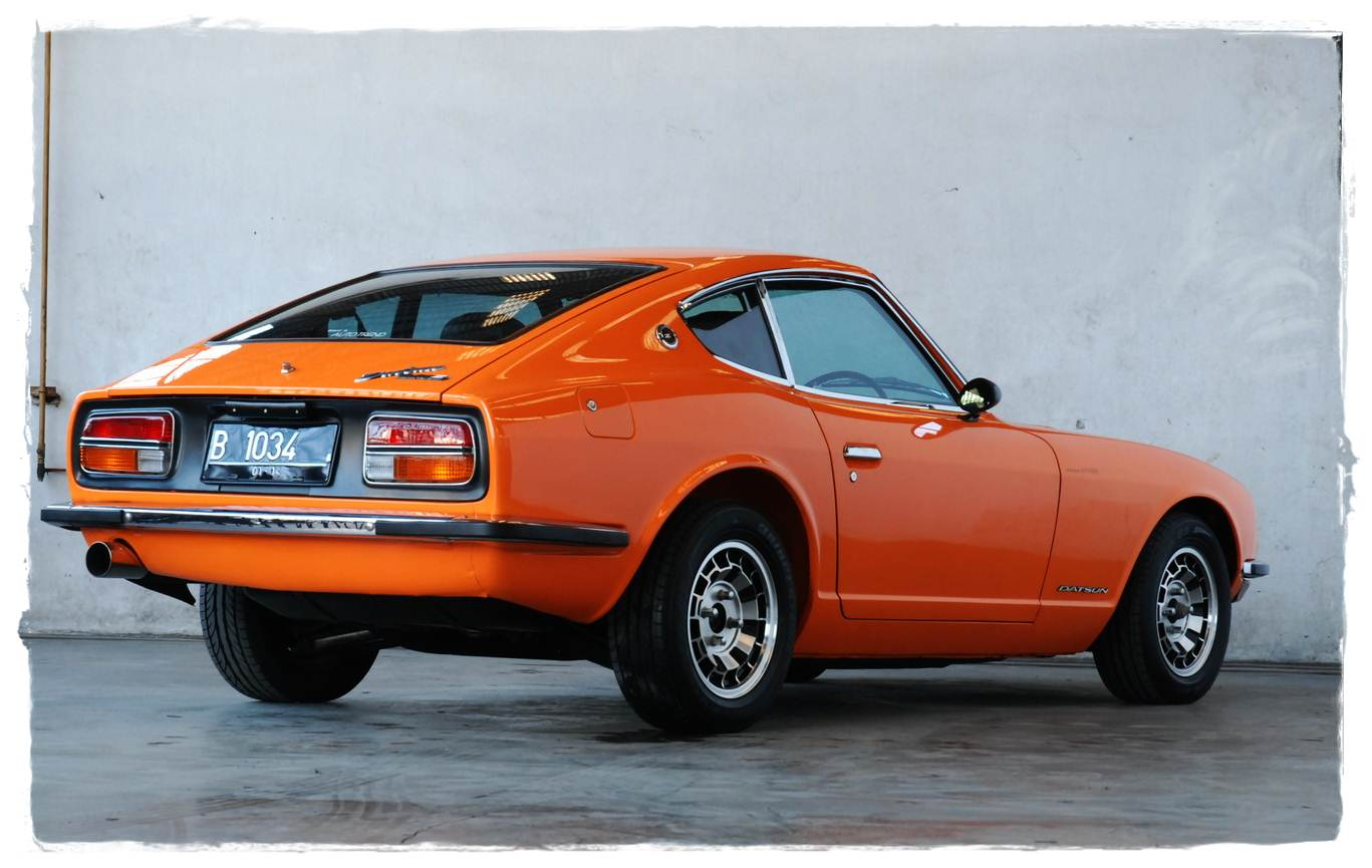 Nissan Datsun Fairlady 240Z Japan Classic Muscle Cars ...