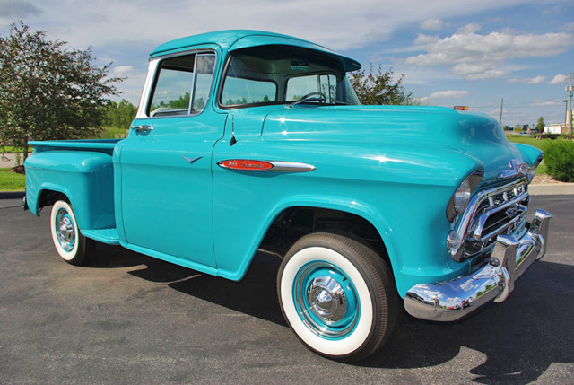 1957 Chevrolet 3100   Classic Truck Review And Wallpapers