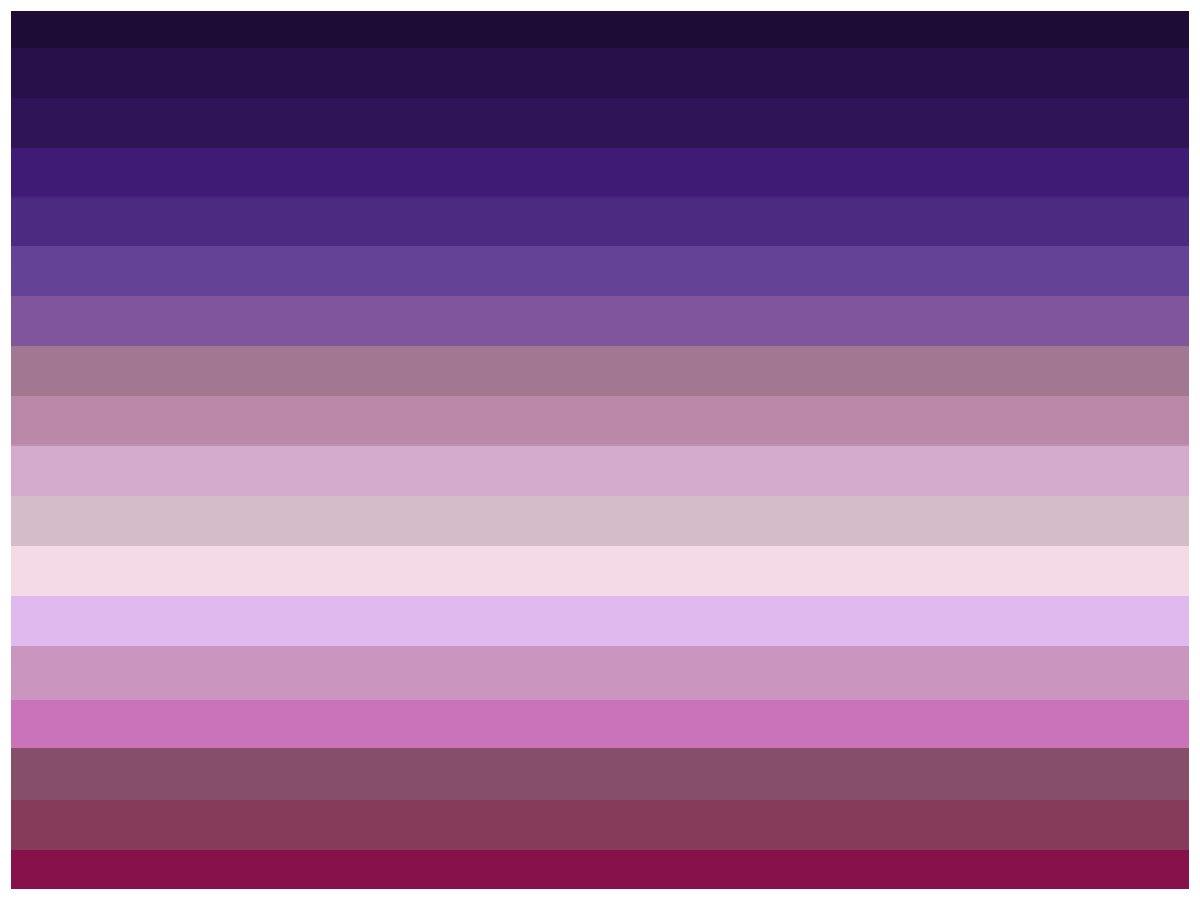 Weddings in Victoria Colour Palettes: Purple Palette