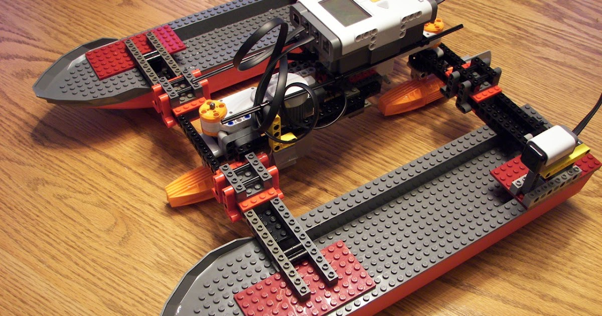 The NXT STEP is EV3 - LEGO® MINDSTORMS® Blog: Serenity, a