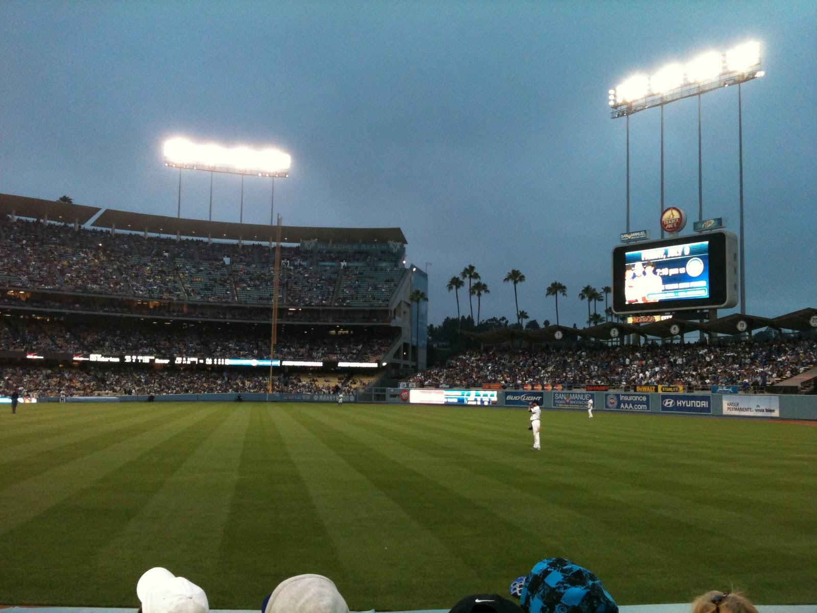 MLB Ballpark Project: Dodger Stadium (Los Angeles Dodgers)