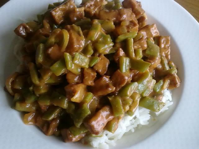 wat eten bij rijst