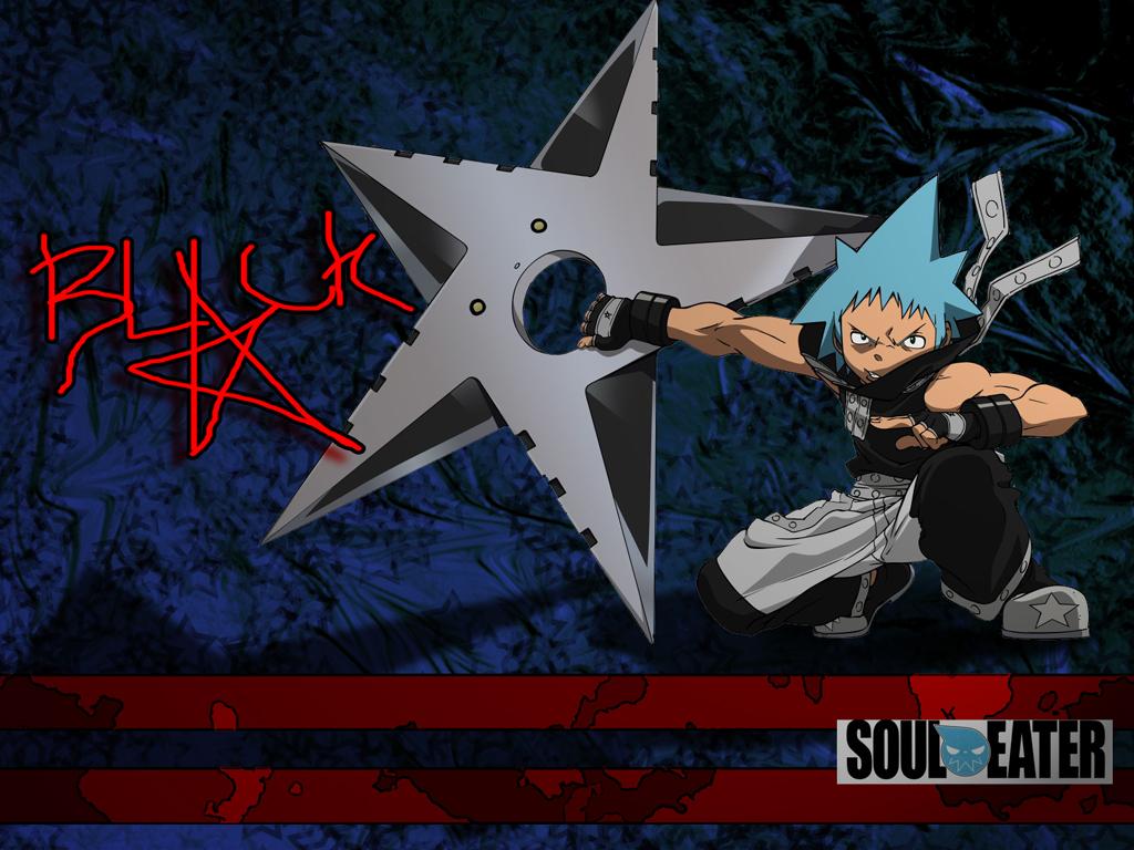 Mashababko Wallpaper Soul Eater Black Star